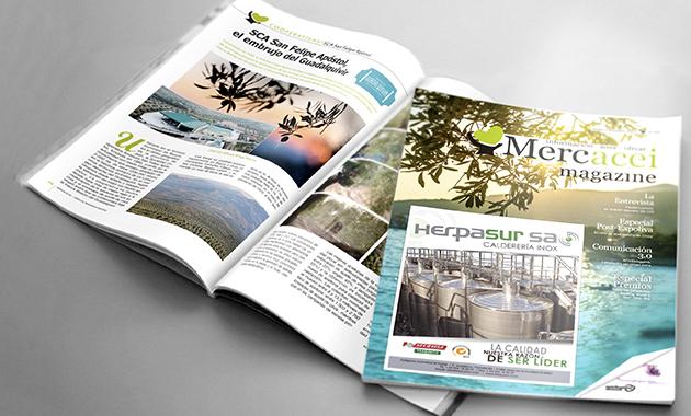 Suscripción Mercacei Magazine + Club Mercacei + Publicación digital