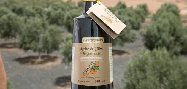 Teguerey, mejor aceite de oliva virgen extra de Canarias 2018