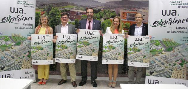"""La Universidad de Jaén lanza la campaña """"UJA Experience"""""""