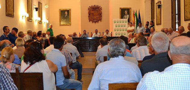 """UPA convoca una concentración por los """"precios justos"""" de la aceituna de mesa"""