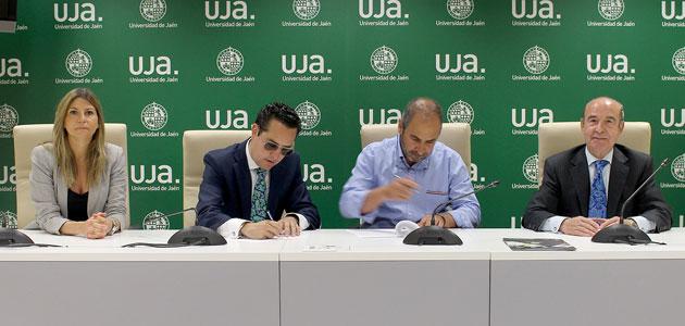 La UJA y el Grupo Oleícola Jaén impulsan una planta de biomasa del olivar para la generación de bioenergía