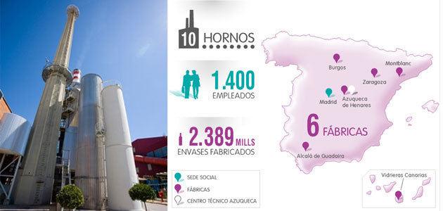 Verallia sigue apostando por España con una nueva inversión de 40 millones