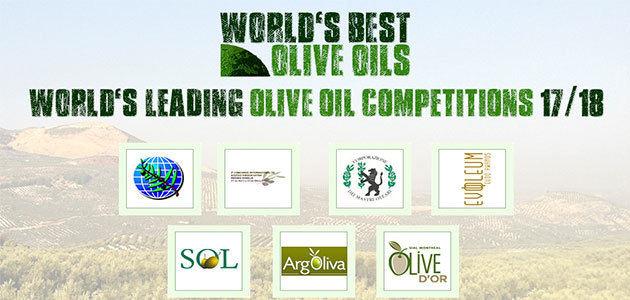 """El ranking """"World's Best Olive Oils"""" modifica y endurece sus criterios a partir de esta edición"""