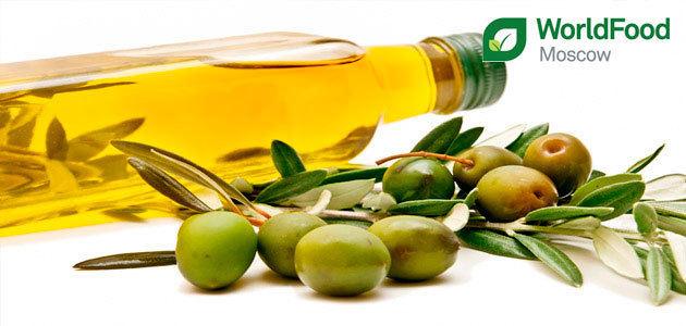 Aceitunas y aceite de oliva representaron más del 40% de las exportaciones españolas a Rusia en 2017
