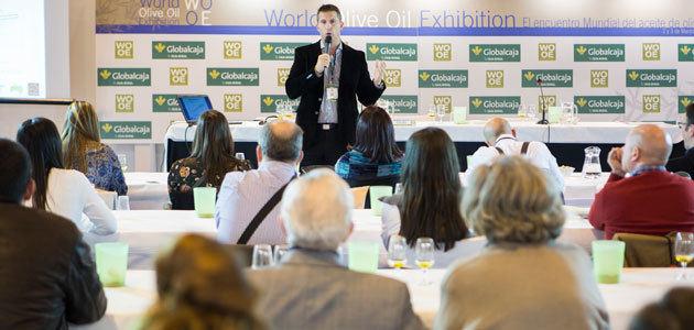 Profesionales de siete nacionalidades protagonizarán las catas y conferencias de la WOOE