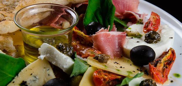El aceite de oliva, un producto