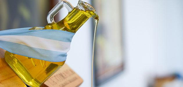 Argentina duplica sus exportaciones de aceite de oliva