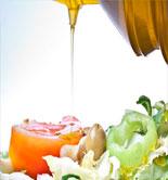 La importancia del aceite de oliva en las ensaladas