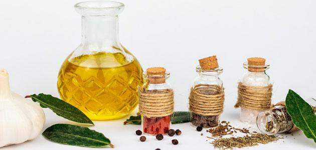 Descubren que añadir especias al aceite vegetal disminuye la producción de sustancias perjudiciales para la salud