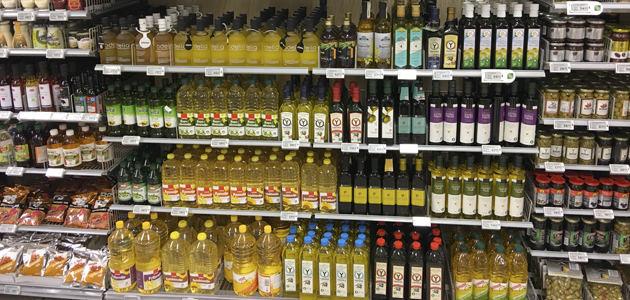 Los consumidores españoles hicieron acopio de aceite de oliva ante la amenaza del coronavirus
