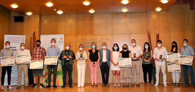 La DOP Aceite de La Rioja entrega los premios de su IV Concurso a la Calidad del AOVE