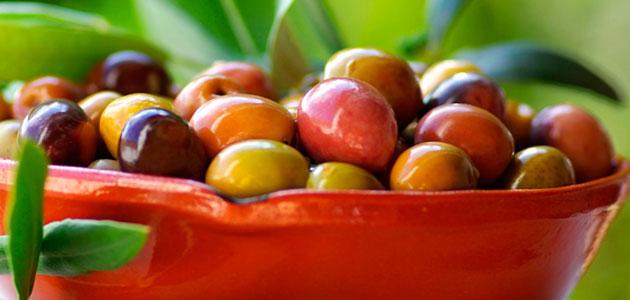 La aceituna de mesa gana popularidad en Japón