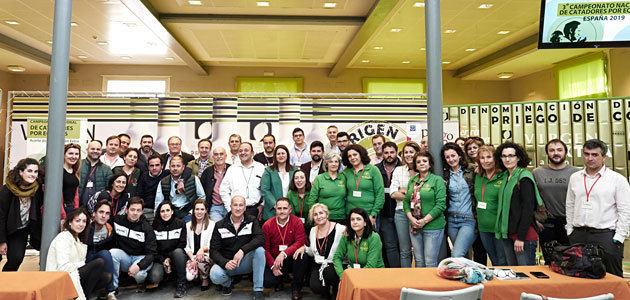 """""""Los Aceitunos"""" gana la III edición del Campeonato Nacional de Catadores por Equipos"""