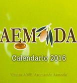 Aemoda edita un calendario que destaca el papel de la mujer en el sector oleícola