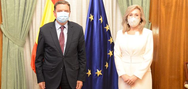 AEMO traslada a Luis Planas sus inquietudes ante la nueva campaña olivarera