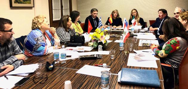 España renueva su presidencia en Recomed durante los próximos dos años