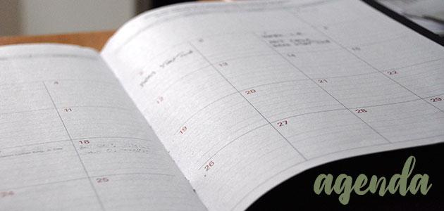 Planifica tu agenda: los eventos indispensables del último trimestre del año
