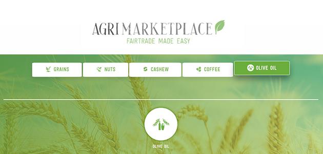 El aceite de oliva se une a la plataforma de comercialización Agri Marketplace