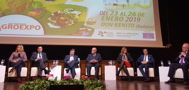 La tecnología, la formación y las relaciones empresariales marcan Agroexpo