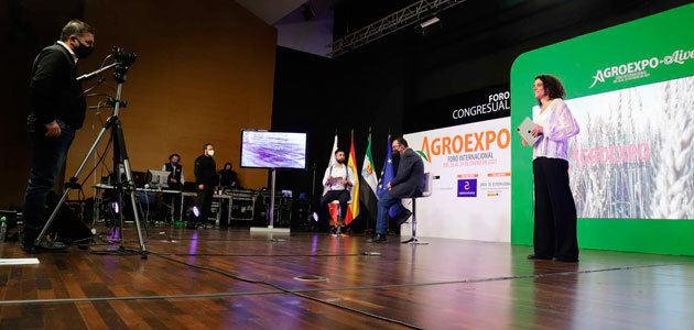 Agroexpo cierra su foro virtual abordando los retos de futuro del sector agrario