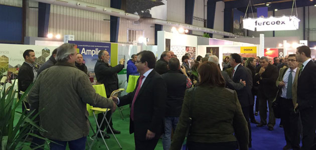 Más de 265 empresas expositoras se darán cita en la XXXII edición de Agroexpo