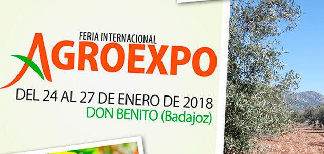 Agroexpo acoge el 25 de enero la Jornada Olivar Superintensivo