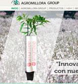Agromillora renueva su página web con contenido actualizado e información detallada de sus productos