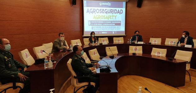Más de 300 profesionales de 10 países participan en el Encuentro Internacional Agroseguridad 2020