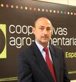 Agustín Herrero, nuevo director general de Cooperativas Agro-alimentarias de España