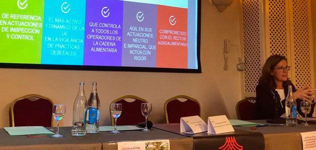 La AICA intensificará la difusión de la Ley de la Cadena para conseguir la plena contratación en el sector agroalimentario