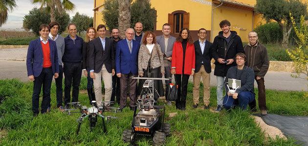 Agricultura de precisión y drones para mejorar el rendimiento y la planificación de los cultivos