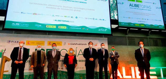 Start-ups, tecnologías disruptivas y nuevos modelos de innovación global en Alibetopías