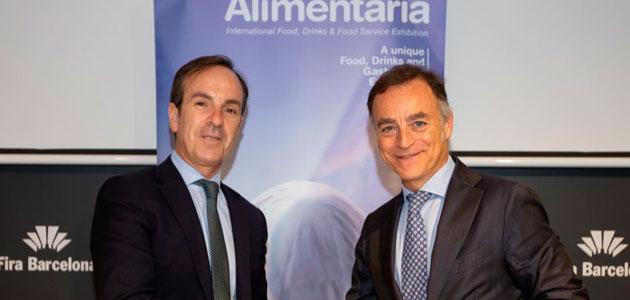 FIAB y Alimentaria renuevan su acuerdo para fomentar la innovación, la internacionalización y la sostenibilidad