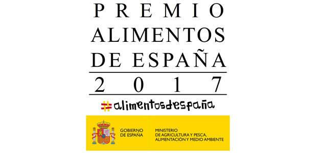 Últimos días para participar en los Premios Alimentos de España 2017
