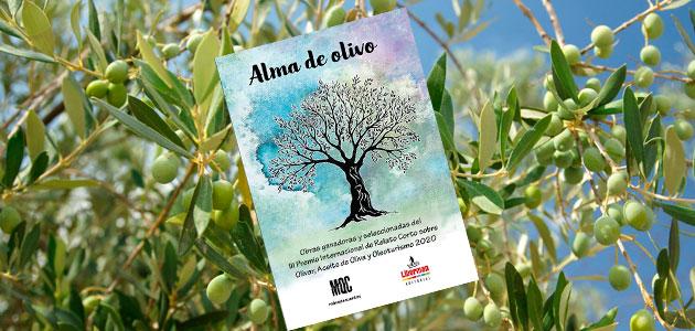 'Alma de olivo': 30 cuentos sobre olivar y aceite de oliva