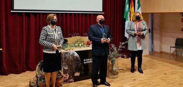 La UJA, reconocida por el Consejo Regulador de la DOP Aceituna Aloreña de Málaga