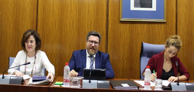 Modernización, producción ecológica e investigación, apuestas de Andalucía para 2018
