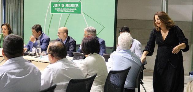 Andalucía prevé anticipar desde octubre el pago de 780 millones de la PAC para mitigar los efectos de la sequía