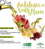 Andalucía promociona su AOVE y su gastronomía en Worlds of Flavour en EEUU