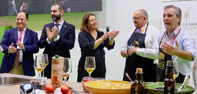 El AOVE, protagonista especial del Congreso Gastronómico Andalucía Sabor 2019