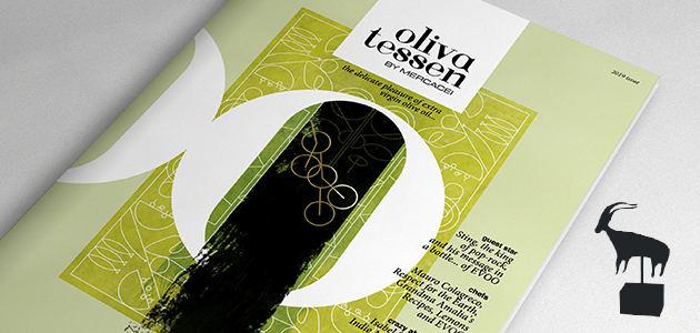 El diseño de Cabello x Mure para Olivatessen nº5 se alza con el premio