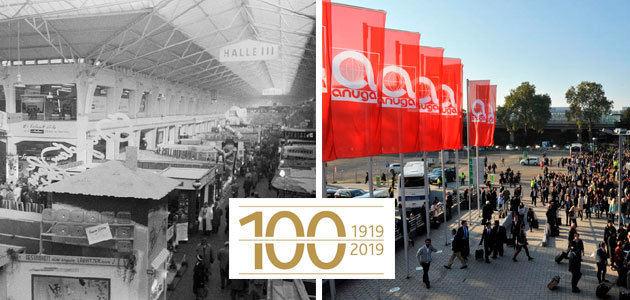 100 años de Anuga