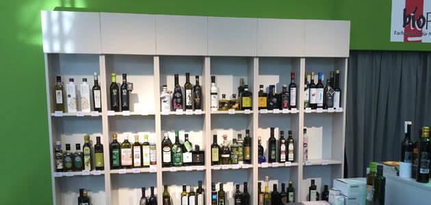 El aceite de oliva, de nuevo protagonista en Anuga con el Olive Oil Market