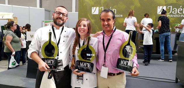 Mery García, de Cocina para todos, gana AOVE Blogger
