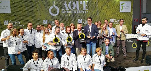 Fernando Romero gana el concurso AOVE Blogger 2018
