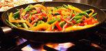 El AOVE también mantiene las propiedades saludables cuando se usa para cocinar