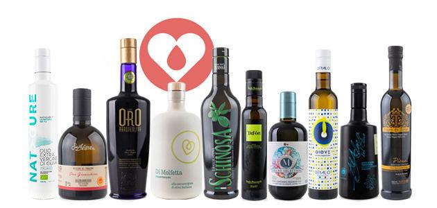 Por primera vez, los 10 aceites de oliva vírgenes extra más saludables del mundo