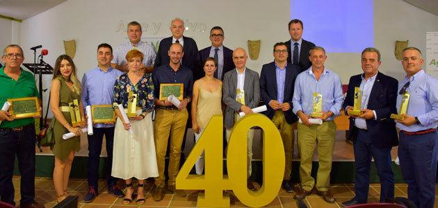 La DOP Sierra de Segura celebra su XIV edición de los Premios Ardilla