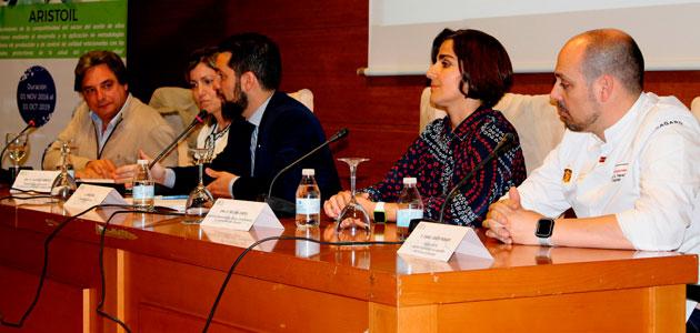 Un centenar de profesionales asisten a la 'Conferencia Nacional Proyecto Aristoil'