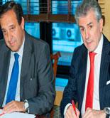 Banco Santander y Asaja firman un acuerdo para facilitar productos y servicios financieros a los agricultores